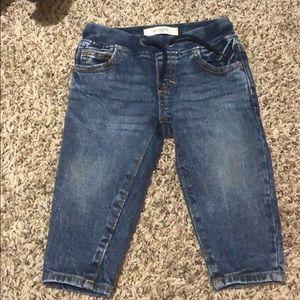 Toddler straight leg jeans